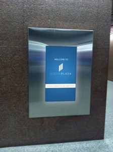 Scotia Plaza Interactive Directory